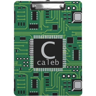 Circuit Board Clipboard (Personalized)