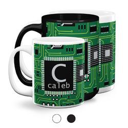 Circuit Board Coffee Mugs (Personalized)