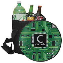 Circuit Board Collapsible Cooler & Seat (Personalized)