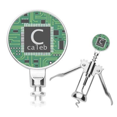 Circuit Board Corkscrew (Personalized)