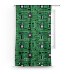 Circuit Board Curtain (Personalized)