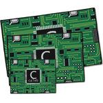 Circuit Board Door Mat (Personalized)