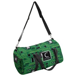 Circuit Board Duffel Bag (Personalized)