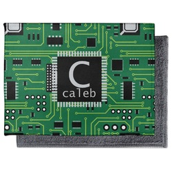 Circuit Board Microfiber Screen Cleaner (Personalized)