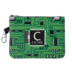 Circuit Board Golf Accessories Bag (Personalized)