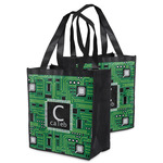 Circuit Board Grocery Bag (Personalized)