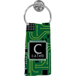 Circuit Board Hand Towel - Full Print (Personalized)