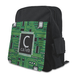 Circuit Board Preschool Backpack (Personalized)