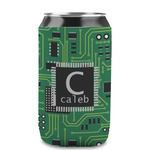 Circuit Board Can Sleeve (12 oz) (Personalized)