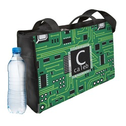 Circuit Board Ladies Workout Bag (Personalized)