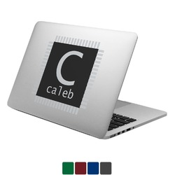 Circuit Board Laptop Decal (Personalized)