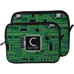 Circuit Board Laptop Sleeve / Case (Personalized)
