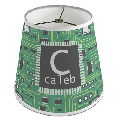 Circuit Board Empire Lamp Shade (Personalized)