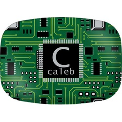 Circuit Board Melamine Platter (Personalized)