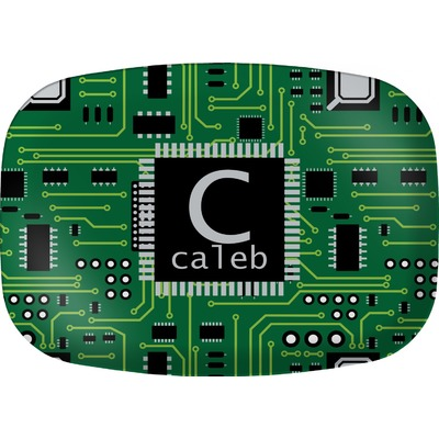 Circuit Board Melamine Platter (Personalized)