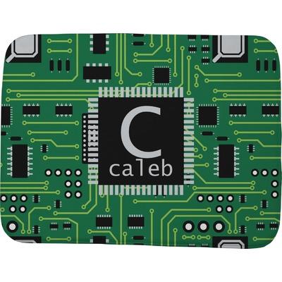 "Circuit Board Memory Foam Bath Mat - 48""x36"" (Personalized)"