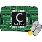 Circuit Board Memory Foam Bath Mat (Personalized)