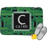 Circuit Board Memory Foam Bath Mat (Personalized)