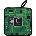 Circuit Board Pot Holder (Personalized)