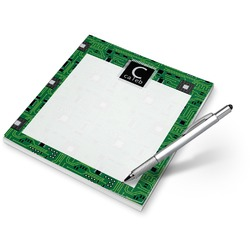 Circuit Board Notepad (Personalized)