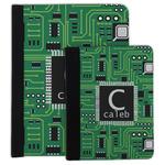 Circuit Board Padfolio Clipboard (Personalized)