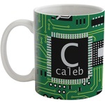 Circuit Board Coffee Mug (Personalized)