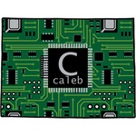 Circuit Board Door Mat (Personalized)