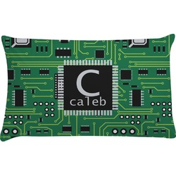 Circuit Board Pillow Case (Personalized)