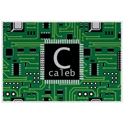 Circuit Board Placemat (Laminated) (Personalized)