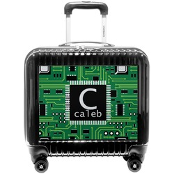 Circuit Board Pilot / Flight Suitcase (Personalized)