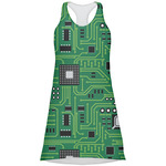 Circuit Board Racerback Dress (Personalized)