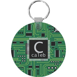Circuit Board Keychains - FRP (Personalized)