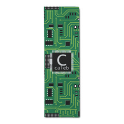 Circuit Board Runner Rug - 3.66'x8' (Personalized)