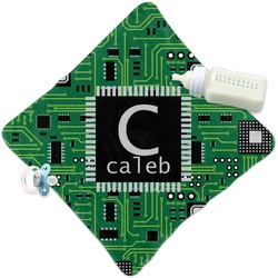 Circuit Board Security Blanket (Personalized)