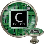 Circuit Board Cabinet Knobs (Personalized)