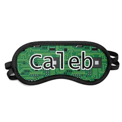 Circuit Board Sleeping Eye Mask (Personalized)