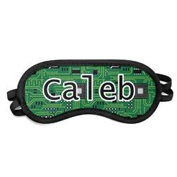 Circuit Board Sleeping Eye Mask (Personalized)