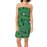 Circuit Board Spa / Bath Wrap (Personalized)