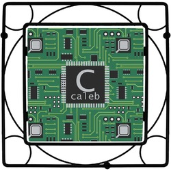 Circuit Board Trivet (Personalized)