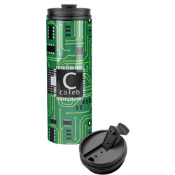 Circuit Board Stainless Steel Tumbler (Personalized)