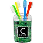 Circuit Board Toothbrush Holder (Personalized)