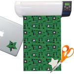 Circuit Board Sticker Vinyl Sheet (Permanent)
