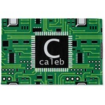 Circuit Board Woven Mat (Personalized)