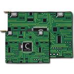 Circuit Board Zipper Pouch (Personalized)