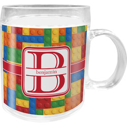 Building Blocks Acrylic Kids Mug (Personalized)