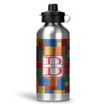 Building Blocks Water Bottle - Aluminum - 20 oz (Personalized)