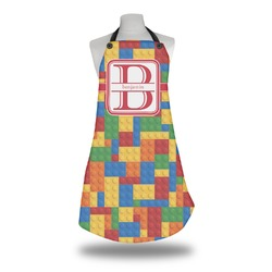 Building Blocks Apron (Personalized)
