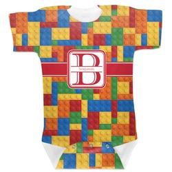 Building Blocks Baby Bodysuit (Personalized)