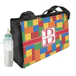 Building Blocks Diaper Bag (Personalized)