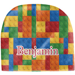 Building Blocks Baby Hat (Beanie) (Personalized)